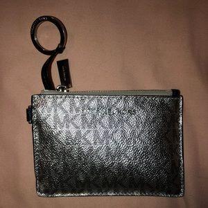michael kors wallet/ keychain
